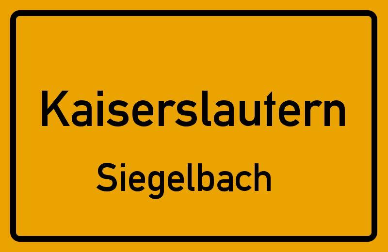 Stadtsparkasse Siegelbach