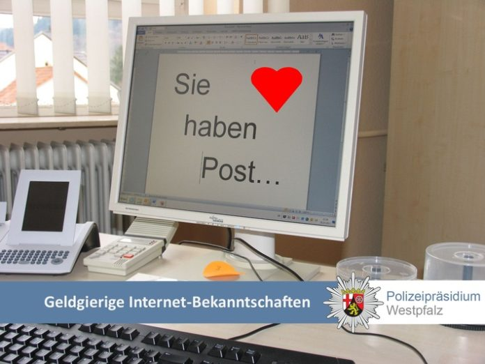 Internetbekanntschaften manner